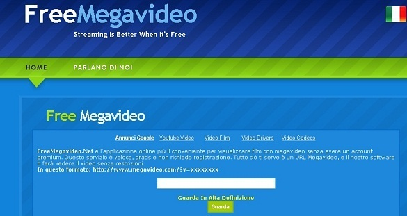 FreeMegavideo