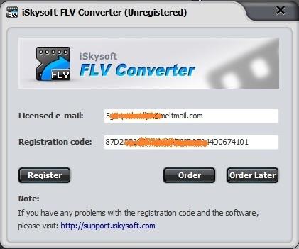 iSkySoft FLV Converter
