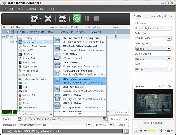 Xilisoft HD Video Converter - Free license key