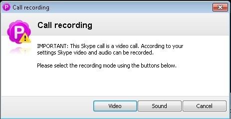 Pamela - Ghi am cuoc goi video skype