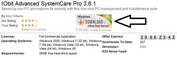 AdvancedSystemCare Pro