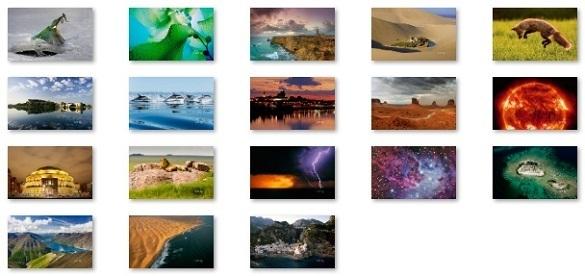 Best Of Bing 4 Windows 7 Theme – Theme mới cho Win7