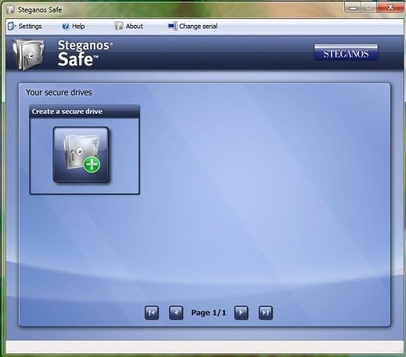 Steganos Privacy Suite 11 – Nhận key bản quyền miễn phí