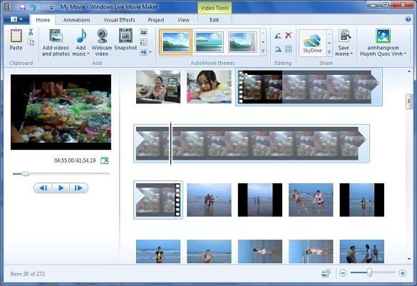 Microsoft Windows Live Essentials 2011