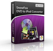 SnowFox DVD to iPod Converter