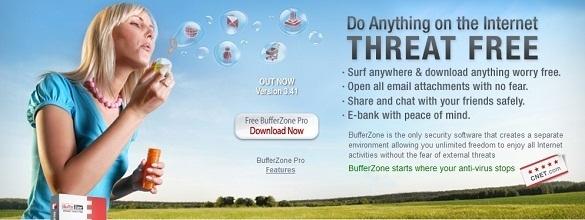 BufferZone Pro 4.0 Beta