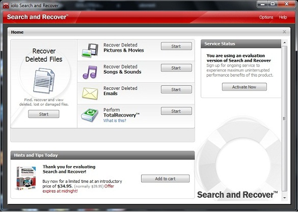 Iolo Search and Recover 5.4.2