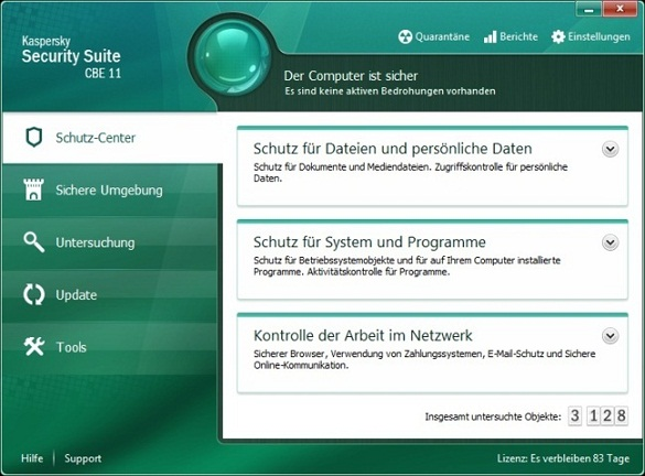 Kaspersky Security Suite CBE 11