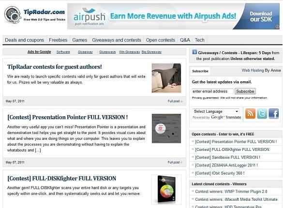 Tipradar.com