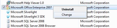 Setup Microsoft Office Document Image Writer