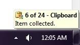 Office Clipboard - Copy và Paste nhiều nội dung cùng lúc