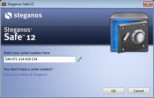 Steganos Safe 12 - Nhận key bản quyền miễn phí