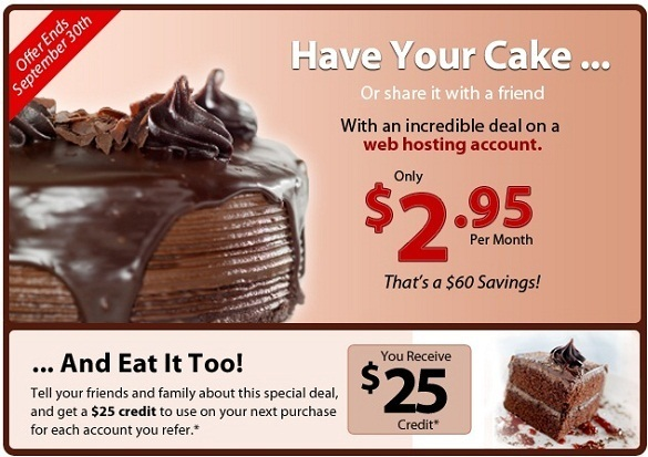 Mua gói host tại iPage với giá $2.99/tháng