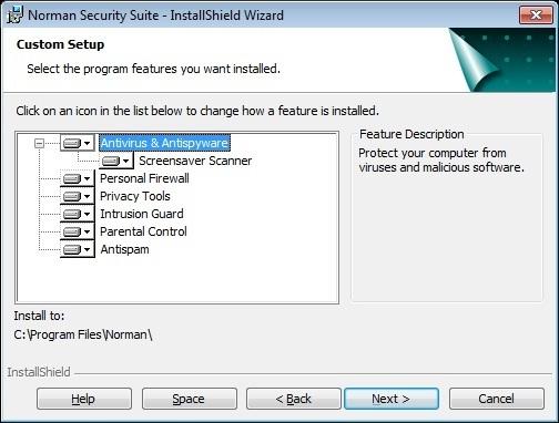 Norman Security Suite 9 - Nhận key bản quyền 1 năm miễn phí