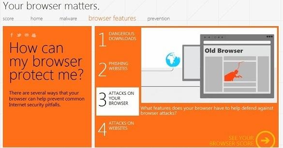 Your browser matters - Trình duyệt của bạn có an toàn ?