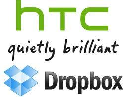 Nhận 5GB cho tài khoản Dropbox khi sử dụng điện thoại HTC Android