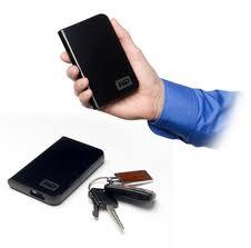 Western Digital My Passport Essential SE 1TB Portable Hard Drive-USB 3.0