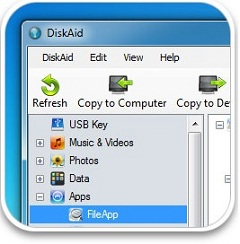 DiskAid 5 - Nhận key bản quyền miễn phí