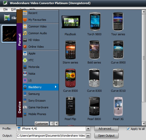 Wondershare Video Converter Platinum - Nhận key bản quyền miễn phí trong 24 giờ