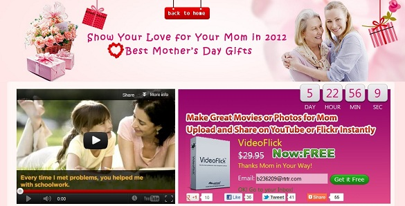 Blazevideo VideoFlick - Nhận key bản quyền miễn phí