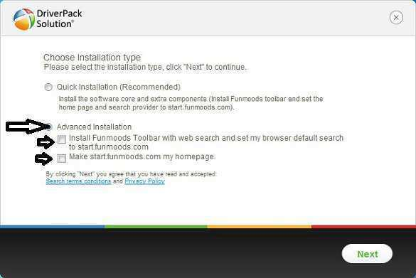 DriverPack Solution - Sao lưu và cập nhật driver offline