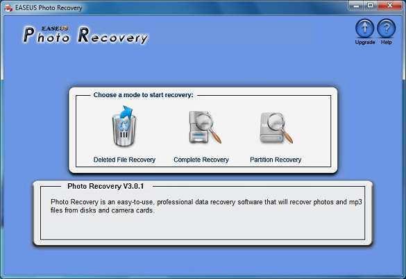 EaseUS Photo Recovery - Nhận key bản quyền miễn phí