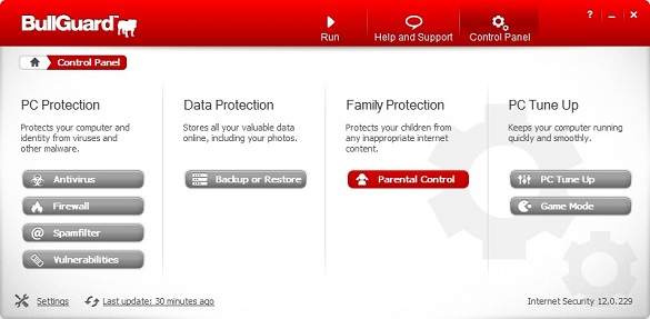 BullGuard Internet Security 12 - Nhận key bản quyền 6 tháng miễn phí