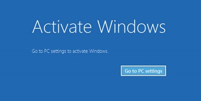 Cài đặt và active bản quyền Windows 8