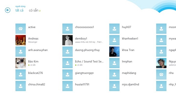 Skype Metro UI - Nhanh và Mạnh