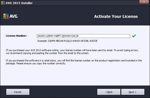 AVG Internet Security 2013 - Nhận key bản quyền 6 tháng miễn phí
