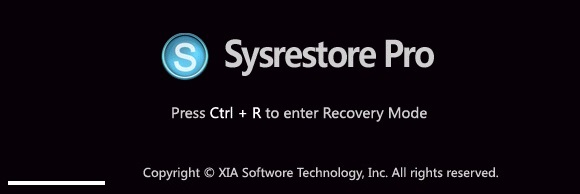 SysRestore Pro - Tạo điểm phục hồi và khôi phục hệ thống