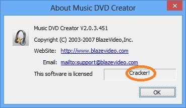 BlazeVideo Music DVD Cretor - Phần mềm tạo đĩa DVD ca nhạc