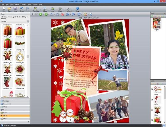 Picture Collage Maker pro 3.3.7 - Nhận key bản quyền miễn phí