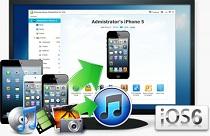 Wondershare MobileGo for iOS (Windows) - Quản lý iPhone, iPad, iPod. Phần mềm chuyển dữ liệu iPhone iPad vào máy tính.