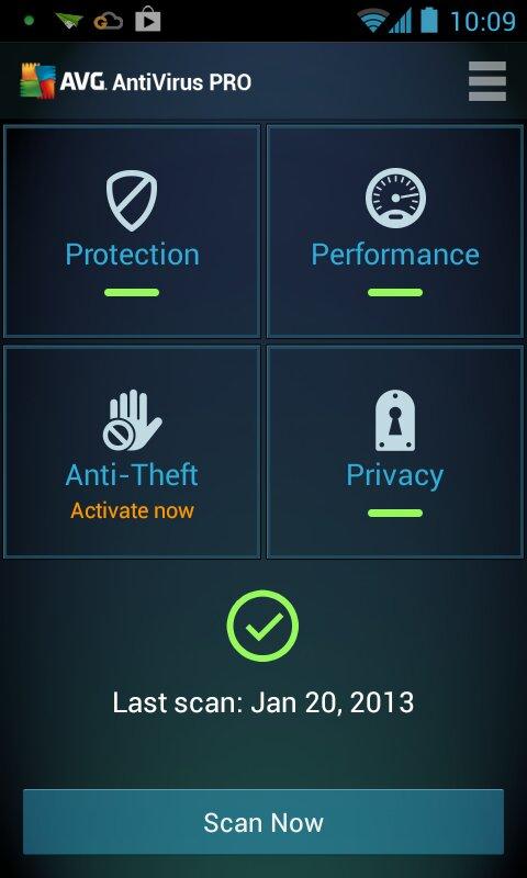 AVG Mobilation Pro for Android - Nhận key bản quyền 1 năm miễn phí