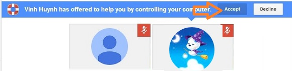 Gọi Video, chia sẻ màn hình, remote desktop với Google Hangout