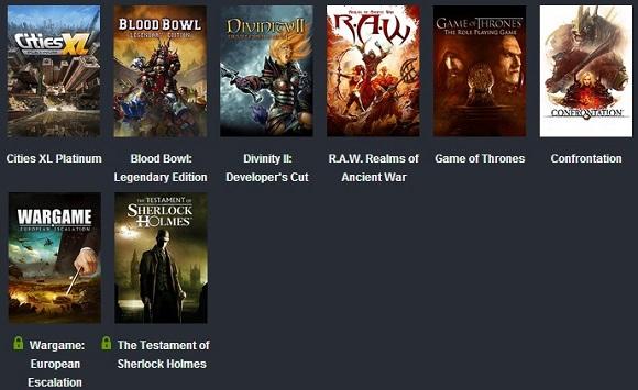 Humble Bundle - Game bản quyền miễn phí với $1