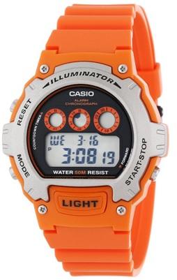 Tặng đồng hồ Casio W-214H-4AVCF cho khách hàng của tumlumshop.com