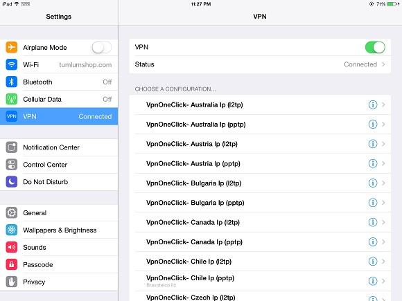 Vpn One Click Professional - Bản quyền 15 tháng miễn phí