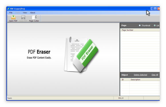 Key bản quyền PDF Eraser Pro miễn phí