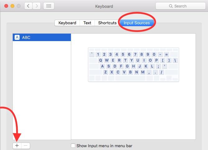 Cài đặt bộ gõ tiếng Việt cho MacOS