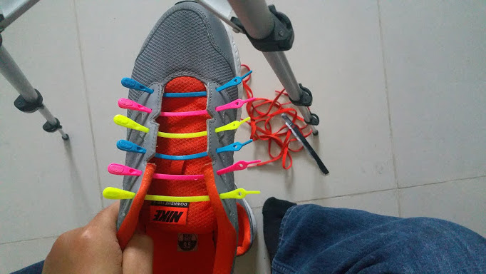 Dây buộc giầy Hickies Lacing System