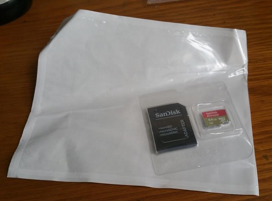 Bảo hành thẻ nhớ Sandisk xách tay tại Việt Nam