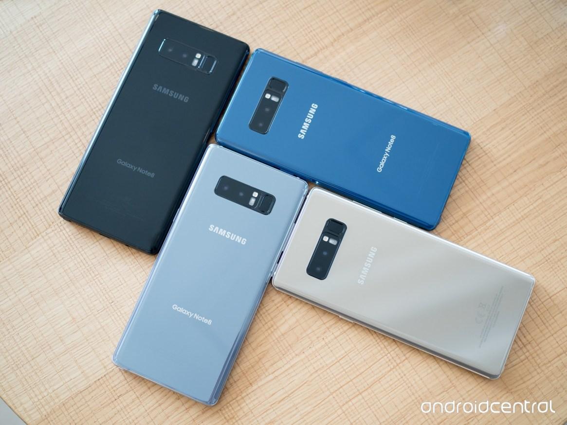 Samsung Galaxy Note 8 N9500