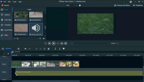 Key bản quyền miễn phí ACDSee Video Studio 3 full