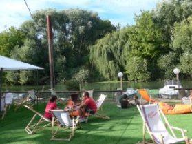 La Guinguette de Villennes - Updates to An Hour From Paris 2017