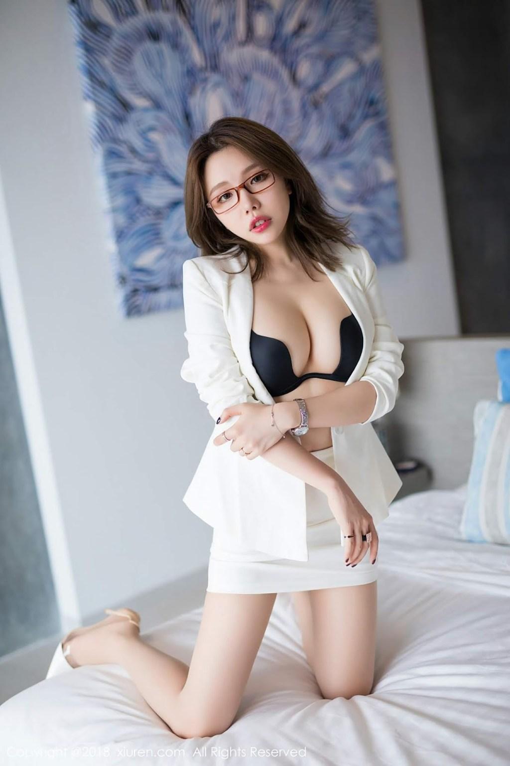 No.095 Model Huang Le Ran (黄楽然) || Pics Global