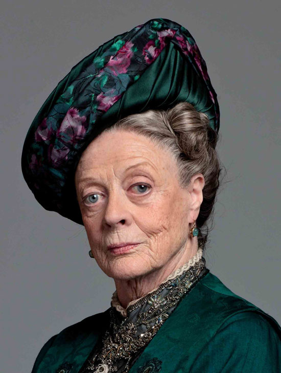 The Hats Of Downton Abbey