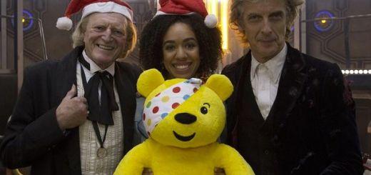 Doctor Who Season 10 Christmas Special.Doctor Who Season 10 Ani Izzy