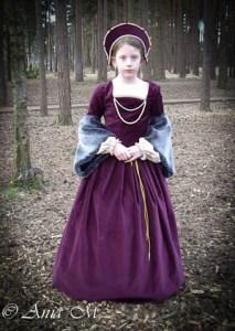 Tudor dress 2